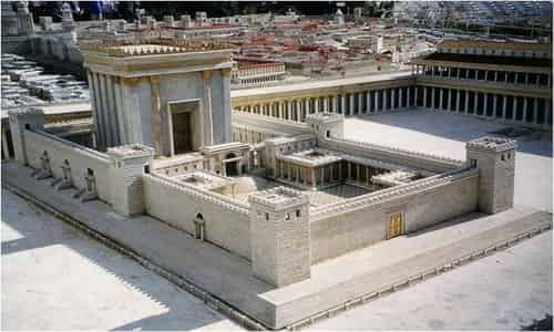 Rebuilding The Jewish Temple On The Horizon?